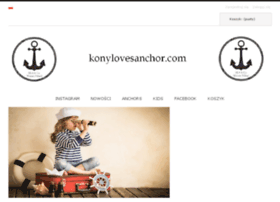konylovesanchor.com