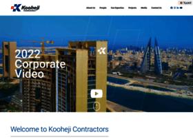 koohejicontractors.com