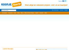 koopjekaartje.nl