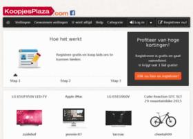 koopjesplaza.com
