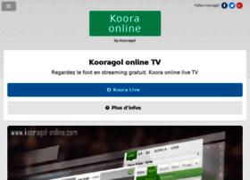 kooragol-online.com
