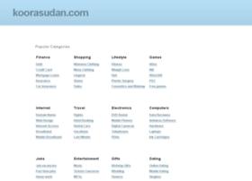 koorasudan.com