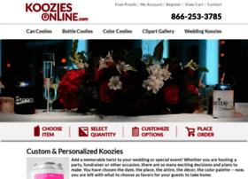 kooziesonline.com
