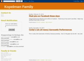 kopelmanfamily.blogspot.com