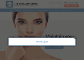 kopelsonclinic.com