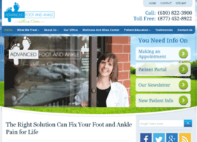 kopfootdoctor.fosterwebmarketing.com