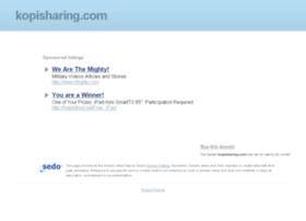 kopisharing.com
