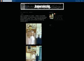 koporsoszog.blogspot.com