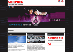 kopren.co.rs