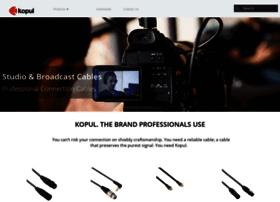 kopulcables.com