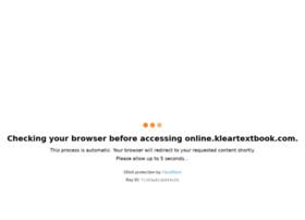 kor.kleartextbook.com