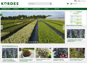 kordes-jungpflanzen.de