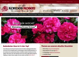 kordes-rosen.com
