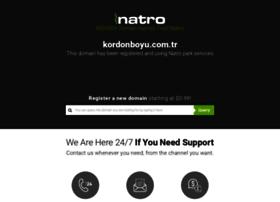 kordonboyu.com.tr