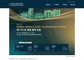 korea-mideast.org