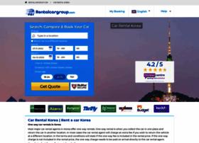 korea.rentalcargroup.com