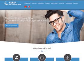 koreahaircenter.com