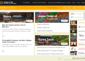 koreanbuddhism.net