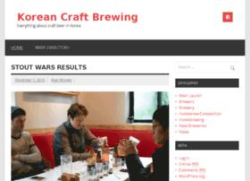koreancraftbrewing.com