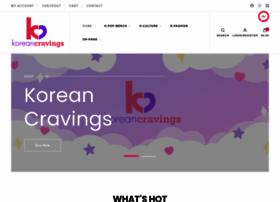 koreancravings.com