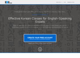 koreandigitalacademy.com