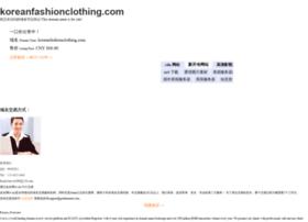 koreanfashionclothing.com