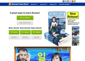 koreanfromzero.com