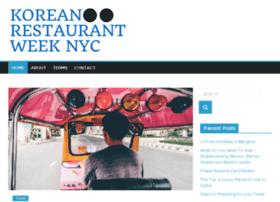 koreanrestaurantweeknyc.com