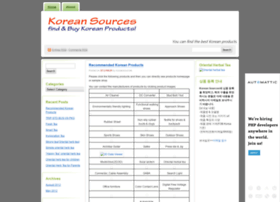koreansources.wordpress.com