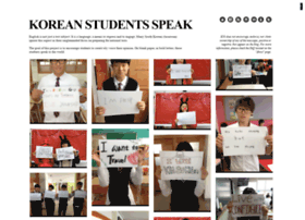koreanstudentsspeak.tumblr.com
