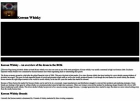 koreanwhisky.com
