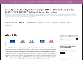 koreaspareparts.com