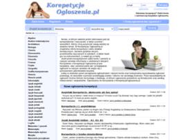 korepetycjeogloszenia.pl