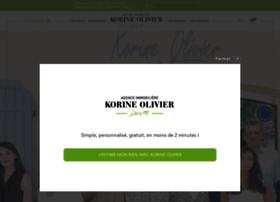 korineolivier.com