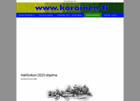 koroinen.fi