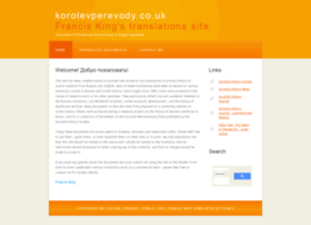 korolevperevody.co.uk
