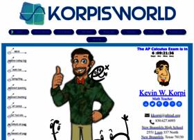 korpisworld.com