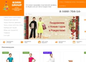 korrigrup.ru