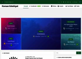 korsanedebiyat.com