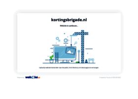 kortingsbrigade.nl