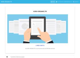 koru-organic.fr