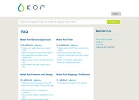 korwater.desk.com