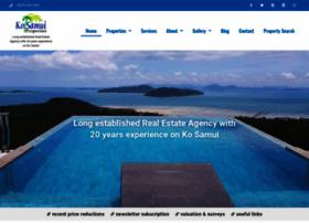kosamuiproperties.com