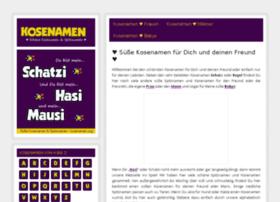 kosenamen.org