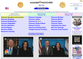 kosher4passover.com