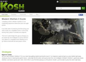 koshguide.com