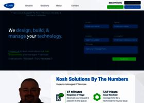 koshsolutions.com