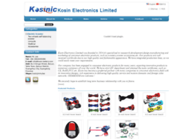 kosin-battery.com