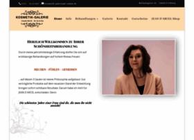 kosmetik-galerie-claudia-wuerth.de