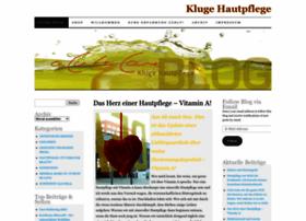 kosmetikblog.klugehautpflege.com